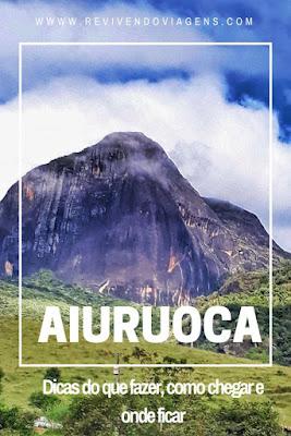 O que fazer em Aiuruoca