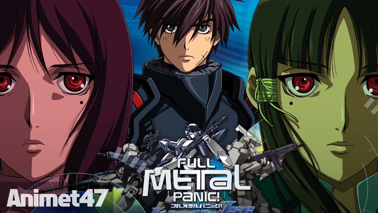 full metal panic the second raid ova kissanime