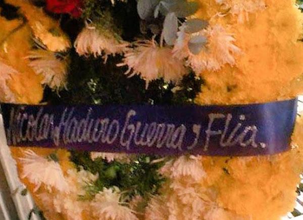 Régimen se burla de Arnaldo Albornoz enviando una Corona
