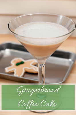 It's mix of coffee, Baileys, hazelnut liqueur, spiced rum and cake vodka make this cocktail delicious!