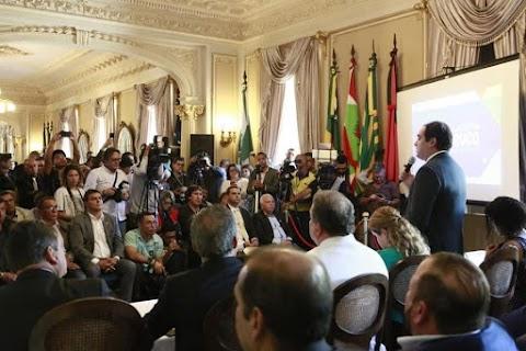 Governador lança Programa Caminhos de Pernambuco; PE630 será a primeira contemplada no Sertão