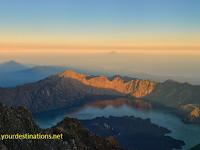 Hidden Paradise on Mount Rinjani, Lombok Indonesia