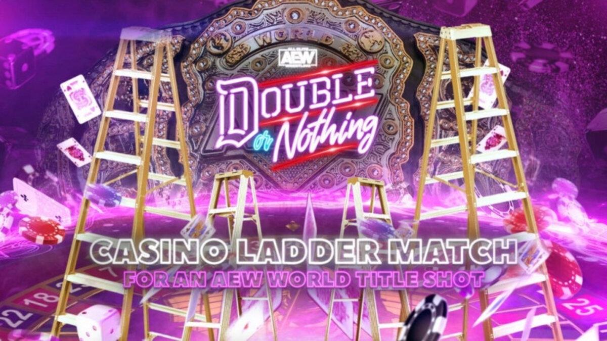 AEW anuncia mais um participante para a Cassino Ladder Match