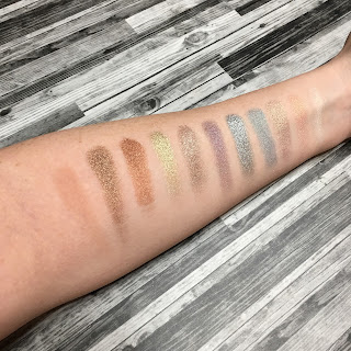 Tarte Make Believe In Yourself Swatches