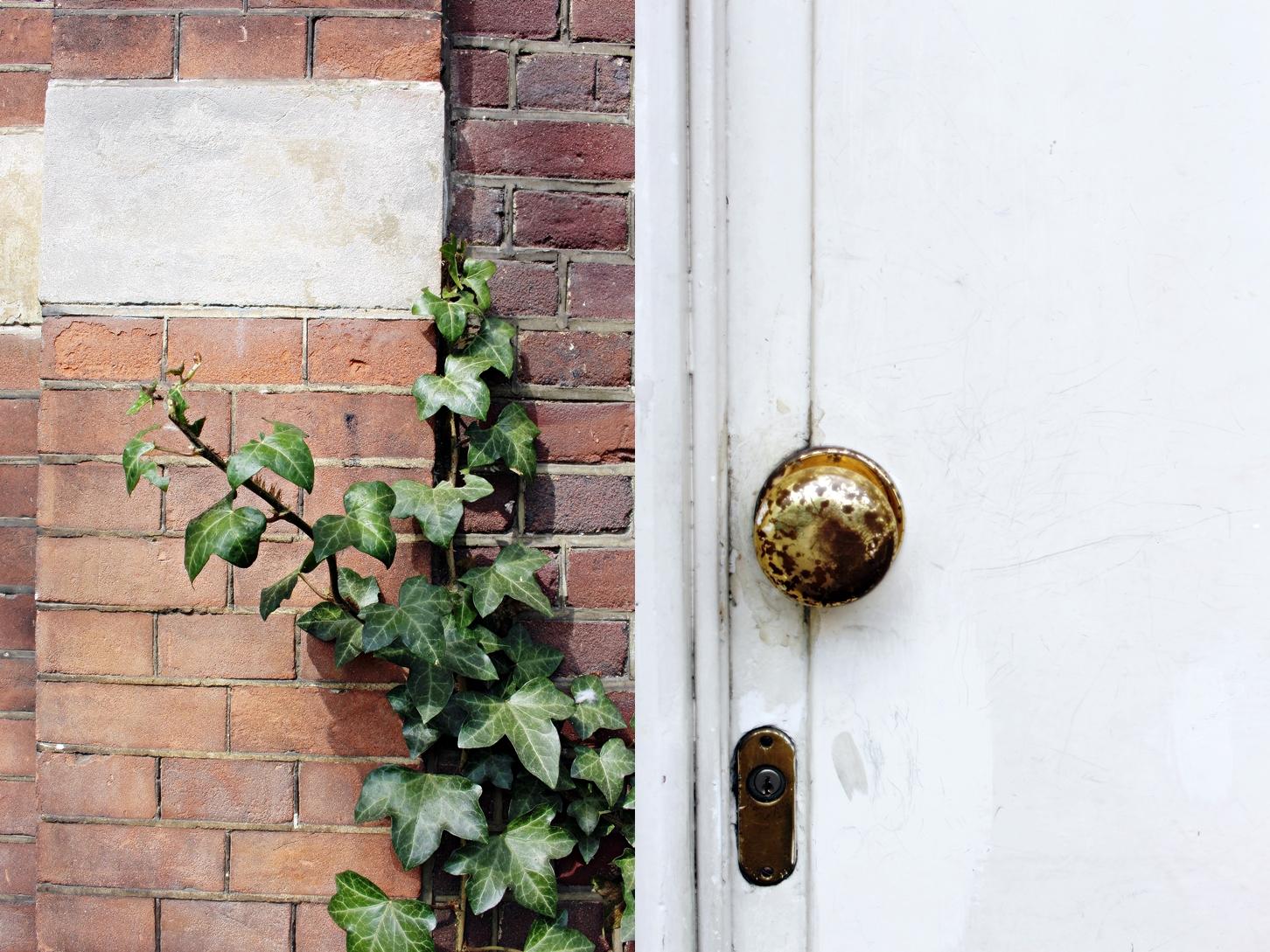 Die Türen von Amsterdam