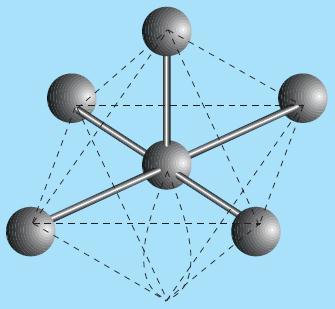 Bentuk Molekul Teori Domain Elektron Tolakan Pasangan Notasi Vsepr Hibridisasi Contoh Soal Pembahasan Kimia