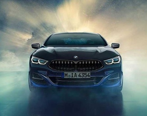 BMW The New M850i Night Sky
