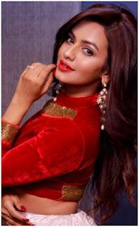 Nusrat Faria Mazhar of Bangladesh