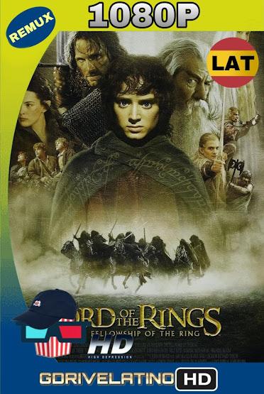 El Señor de los Anillos: La Comunidad del Anillo (2001) Extendida BDRemux 1080p Lat-Ing mkv