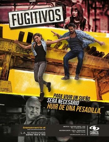 Fugitivos 2014 S01E01 Dual Audio Hindi 720p HDRip 550mb