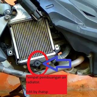 Bersihkan Radiator Mesin Biar tidak Overheat