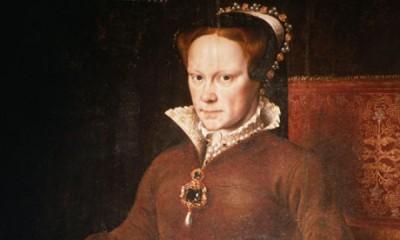 الملكة ماري الأولى