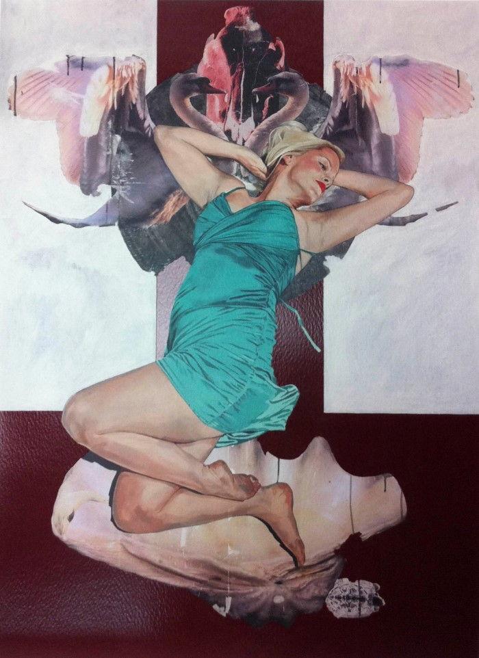 Британский художник. Zac Walsh