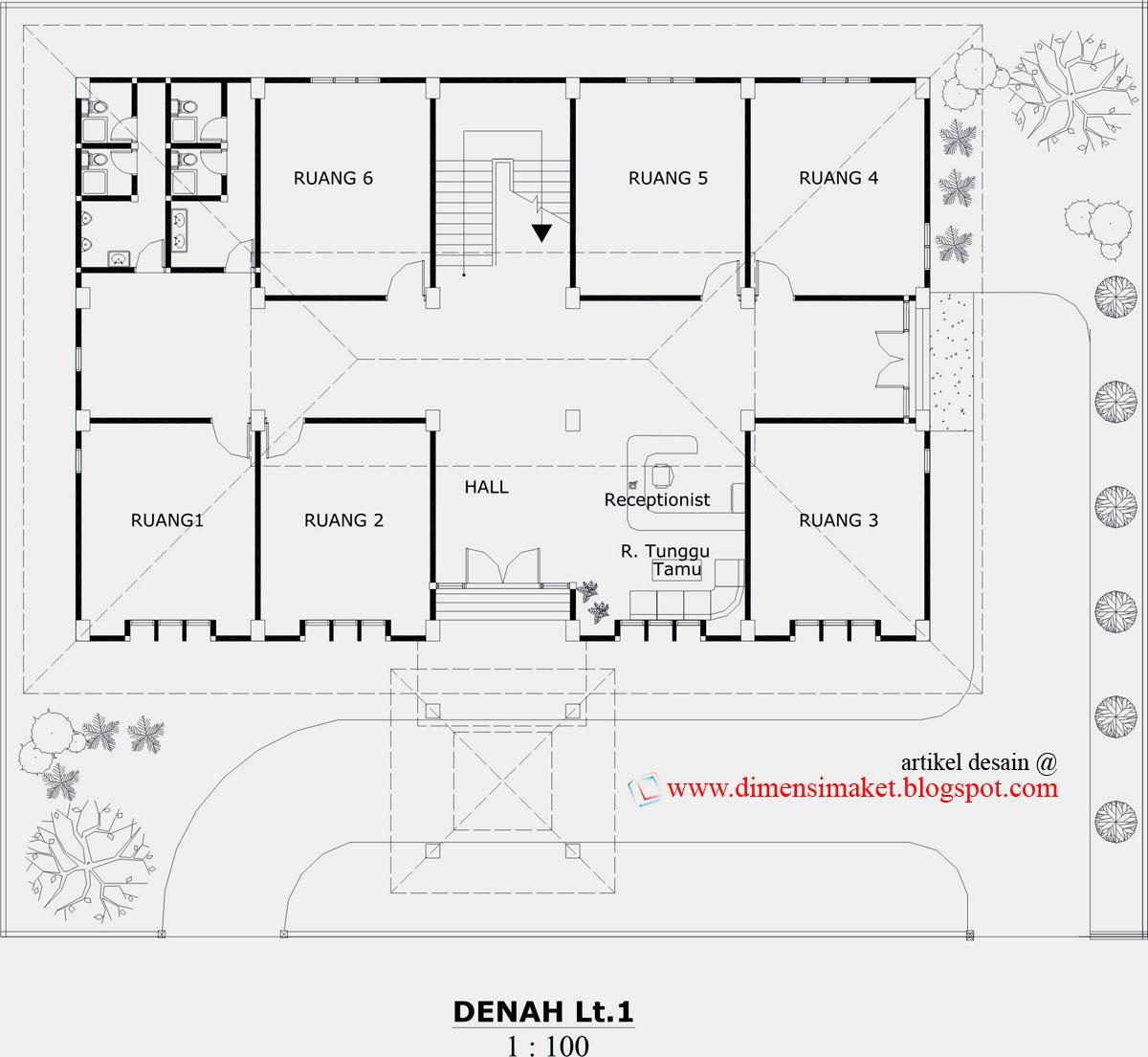 Image Result For Contoh Desain Kantor Minimalis