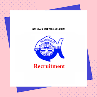 ICAR-CIFT Walk-IN 2019 for Technical Assistant post