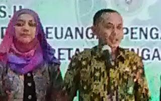 Pindah Tugas Kepala Pengadilan Negeri Bojonegoro Berpamitan
