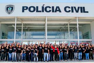 Policiais civis convocam assembleia para 5ª e podem decretar paralisação