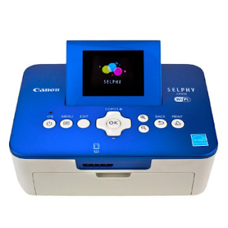 Canon SELPHY CP910 Blue Driver Download