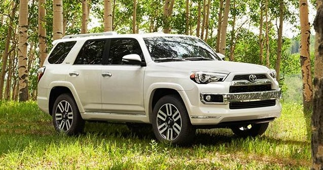 Toyota 4runner 2017 Review