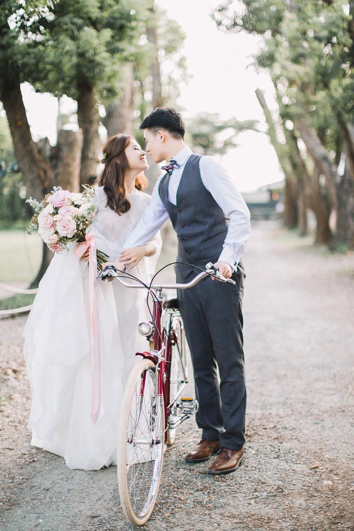 八田伴伴 手作禮服婚物所 X Amazing grace 攝影美學 - 台中自助婚紗