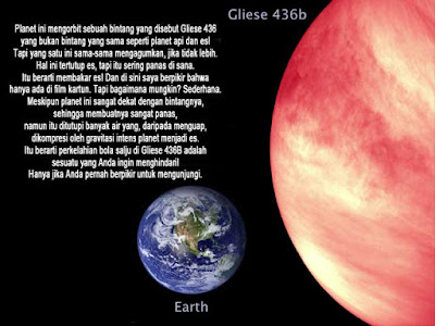 Planet Gliese 436 b