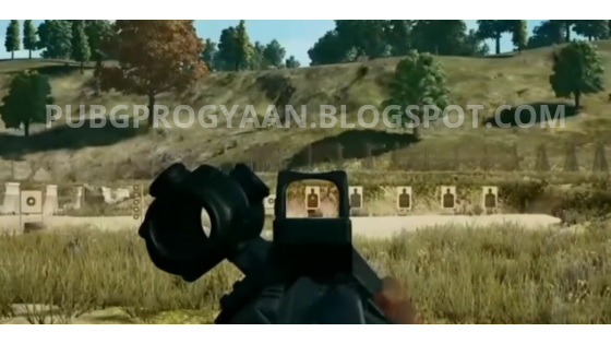 NEW ATTACHMENT CANTED SIGHT New update of 0.11.5 Pubg Mobile season 6
