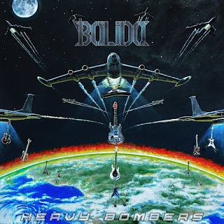 "Bolido - ""The Absolute Dominion of the Skies"" (radio edit) from the album ""Heavy Bombers"""