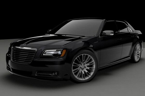Custom Chrysler 300S by John Varvatos
