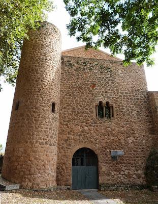Castillo de la Peña Bermeja. Románico en Brihuega (Guadalajara)