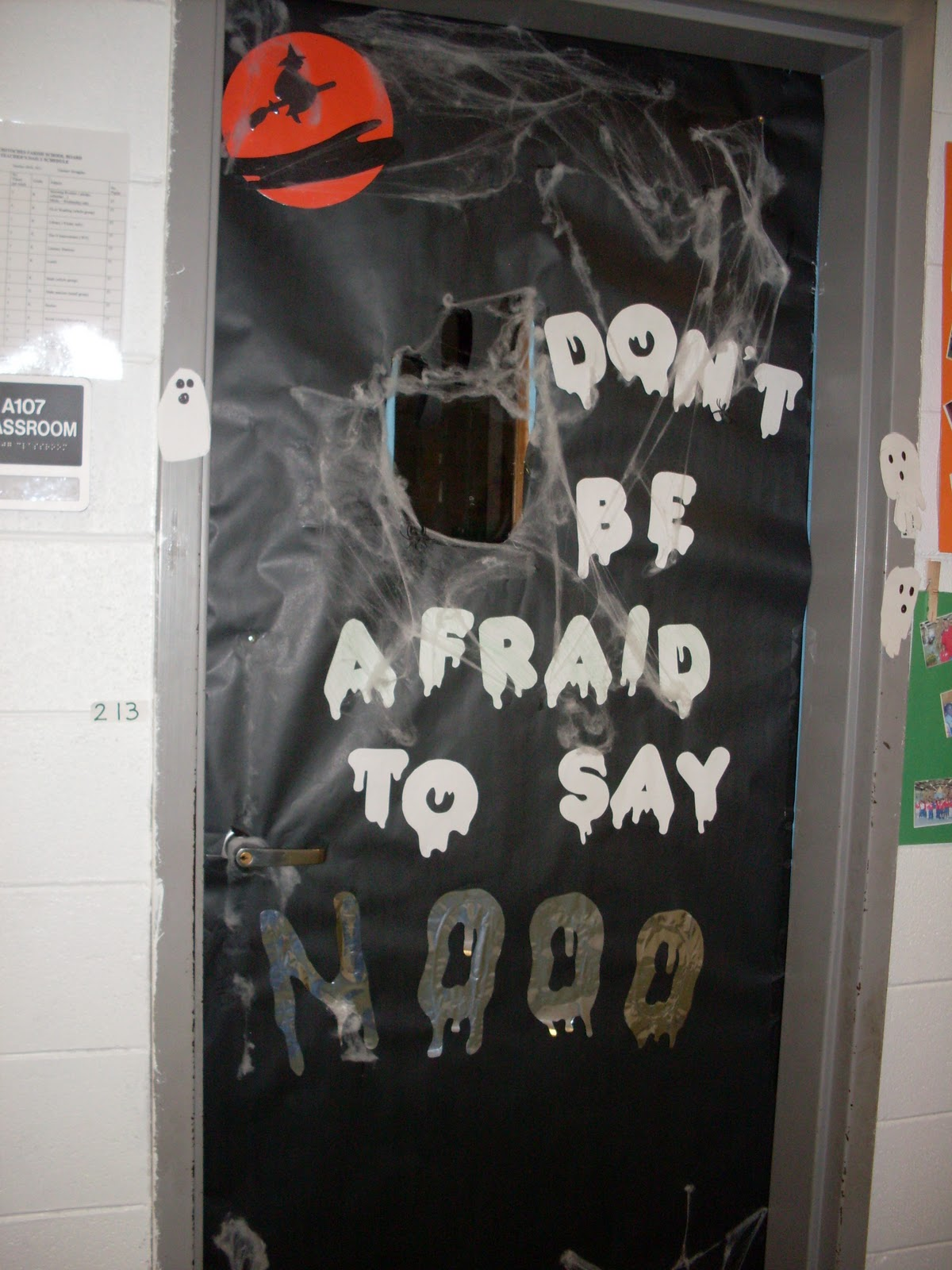 T Is For Teacher Halloween And Drug Awareness Week