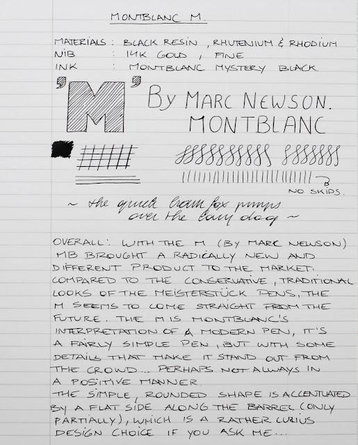 Montblanc M