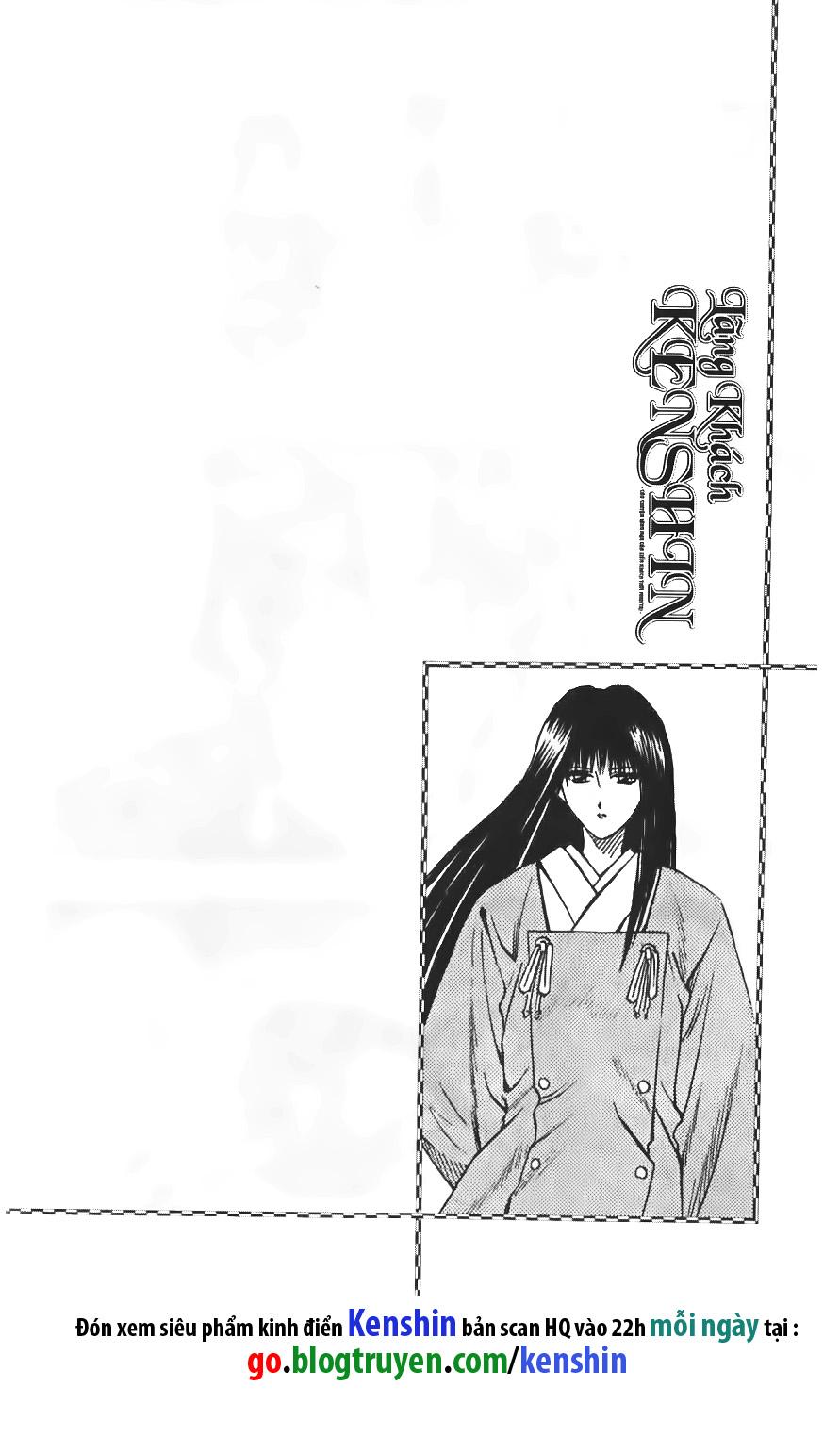 Rurouni Kenshin chap 22 trang 1
