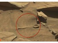 Apakah Ini Bukti Adanya Kehidupan di Mars?
