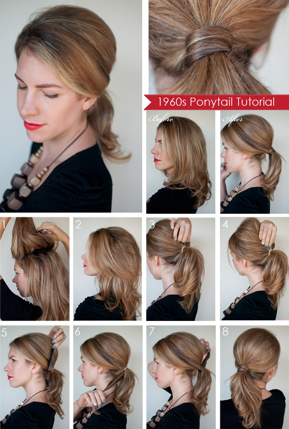 Vanity At It's Best! : Easy Hair Style Tutorials