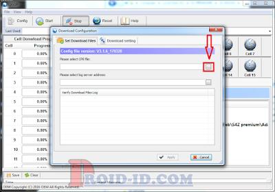 select firmware di qgdp