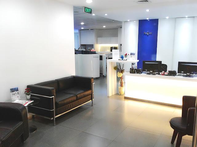 Reception%2BArea - Sutomo Tower, Sewa Ruang Kantor Siap Pakai Terbaik di Medan