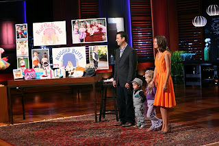 RuffleButts Amber & Mark Schaub deal on Shark Tank