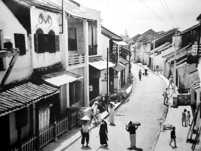 Ảnh Hội An xưa cũ 1930 – 1950