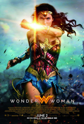 Wonder Woman 2017 HD BluRay Hindi [Dual-Audio] 720p/480p
