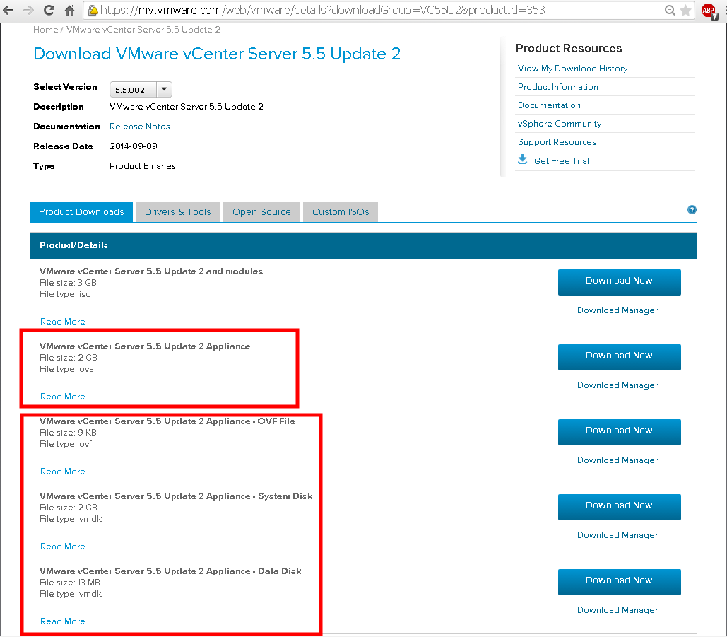Install Vmware vCenter into ESXi 5 5 and Reset ESXi into Evaluation