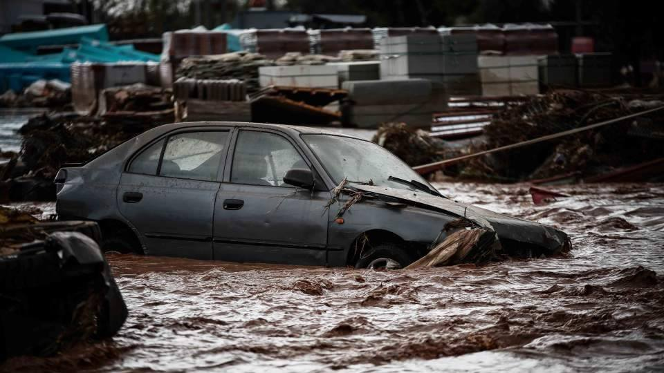 At least seven people were killed on Wednesday after flash floods hit towns west of Athens, the capital of Greece