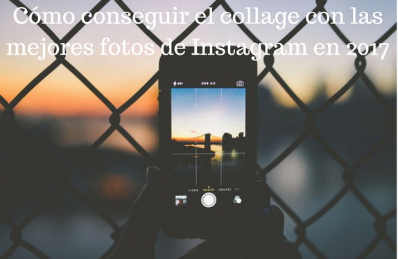 Instagram, redes sociales, social media, best nine, mejores momentos, Collages,