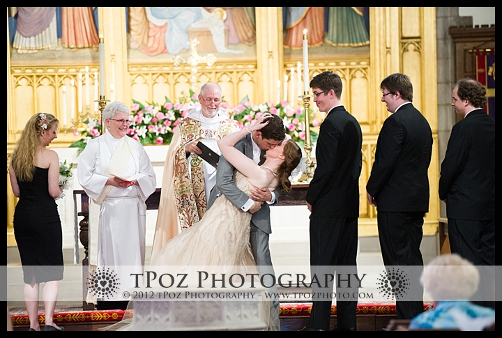 Cathedral of the Incarnation Wedding Ceremony