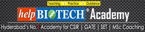 GAT-B/MSc Entrance 2021/22 Life Sciences Class Room Coaching   Regular/Crash Courses @ helpBIOTECH Academy, Hyderabad