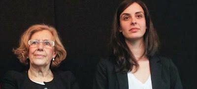 Rita Maestre, Ahora Madrid, Podemos, Corrupción, Madrid,