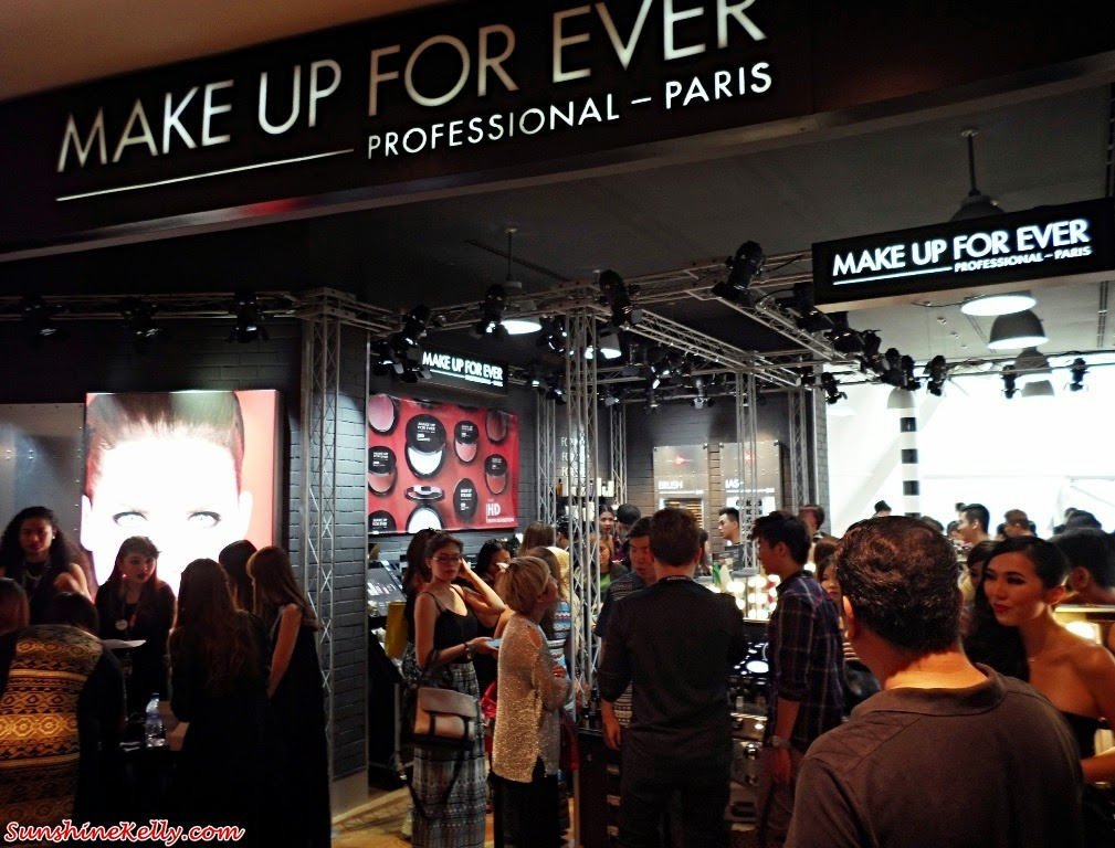Make Up For Ever Pro Boutique, Make Up For Ever My Tribe Pro Card, My Tribe Friends Card, make up for ever