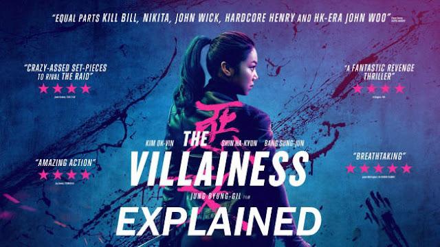 Download The Villainess aka Ak-Nyeo Subtitle Indonesia [2017] [Asia] [South Korea] [BrRip 720p] [MkvCage] [Need Login] [1150MB] [Google Drive]
