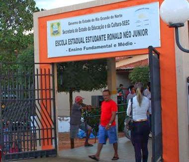 Resultado de imagem para escolas estaduais de almino afonso rn