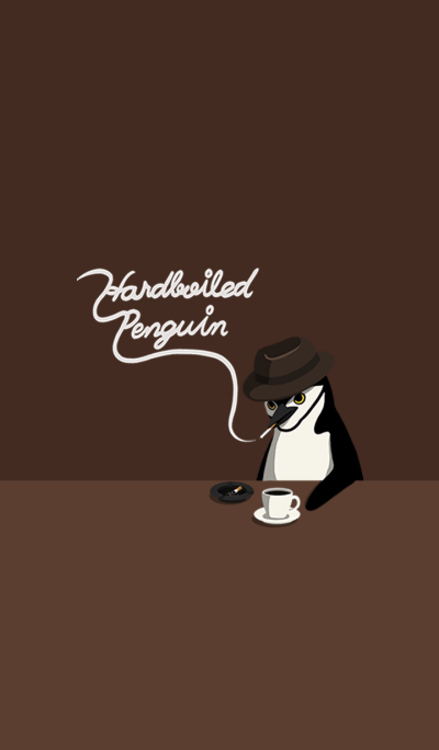 HARDBOILED PENGUIN