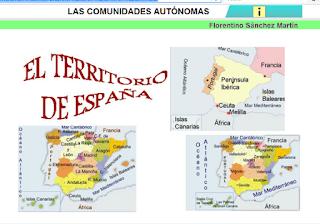 http://cplosangeles.juntaextremadura.net/web/edilim/curso_4/cmedio/el_territorio/las_comunidades/las_comunidades.html